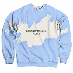 Disappointment Island Sweater