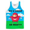 Know De Wae Tank Top-Meme-SoScribbly