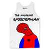 The Amazing Spooderman Tank Top-Meme-SoScribbly