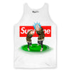 Gang Gang Morty Tank Top-Meme-SoScribbly