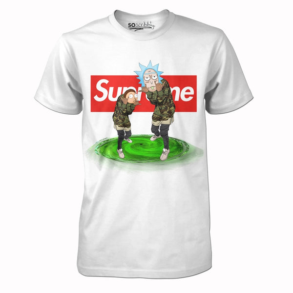 Gang Gang Morty Tee