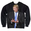 SuWoo Trump Sweater