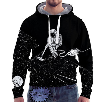 Space Cleaner Hoodie-Meme-SoScribbly
