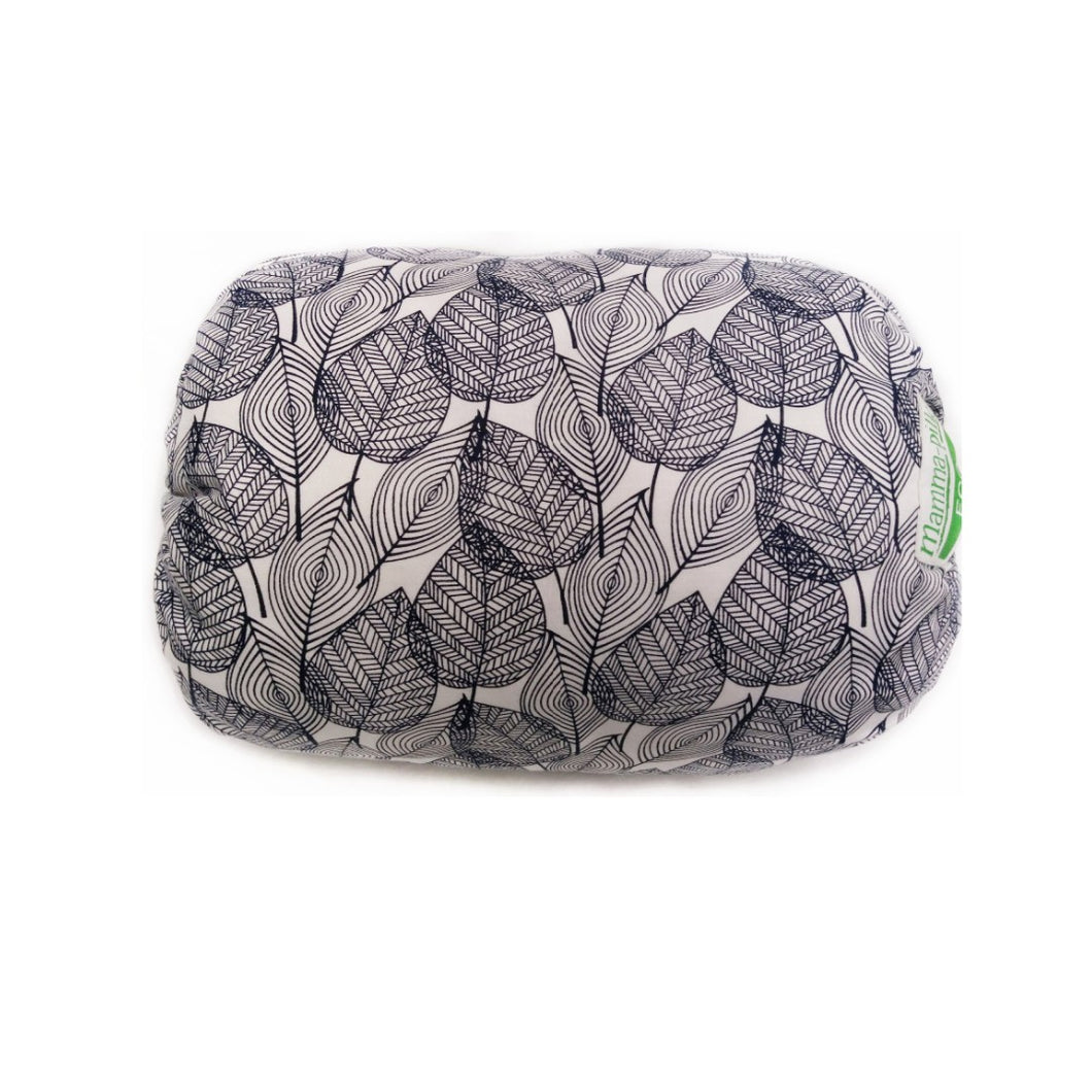 Mamma-pillo ECO Ebony Leaves additional cover