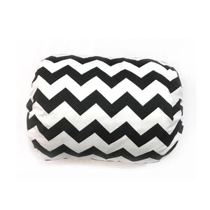 Mamma-pillo ECO Black and White Chevron