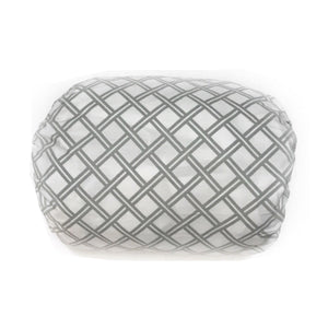 Mamma-pillo ECO Grey Basket Weave