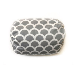 Mamma-pillo ECO Light Grey Scales Additional Cover