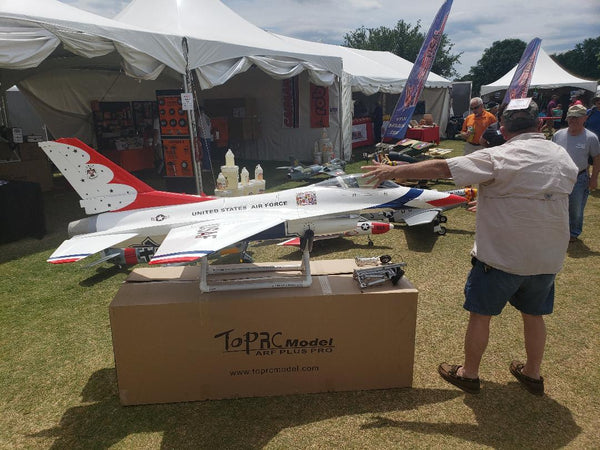 "F-16 Scale Jet 97"" - $3,300 with Retracts Included"
