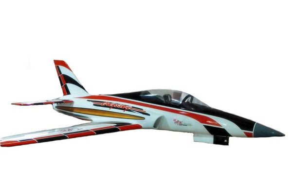 Odyssey Sport Jet, White, Orange & Black Scheme by TopRcModel