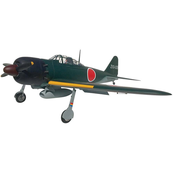 A6M5 Zero Fighter Scale RC Plane by TopRCModel