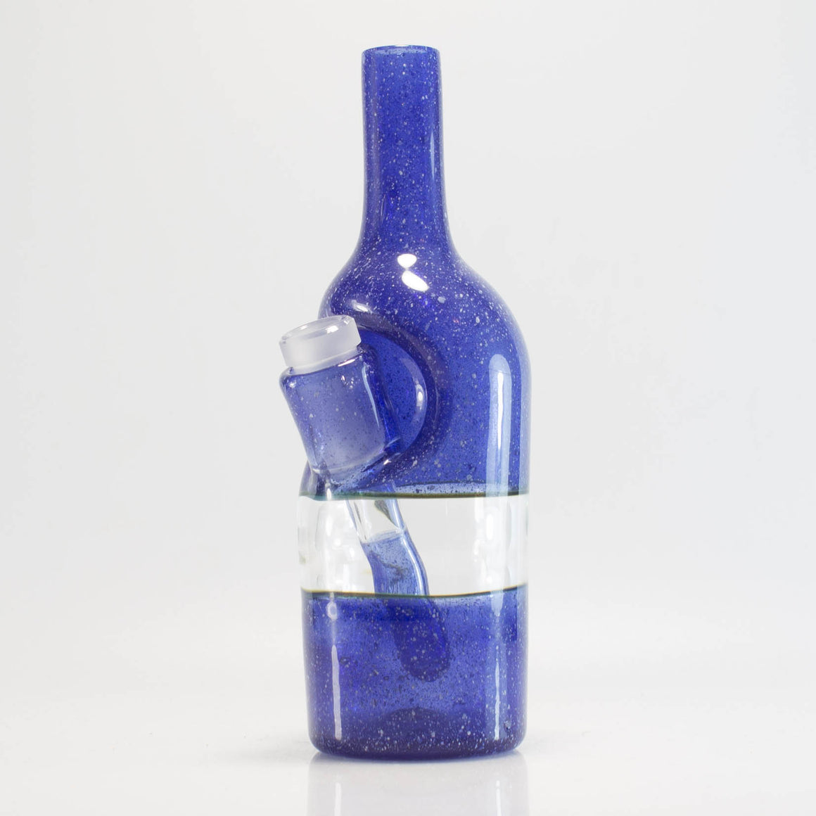 Welch Glass Sake Bottle Rig