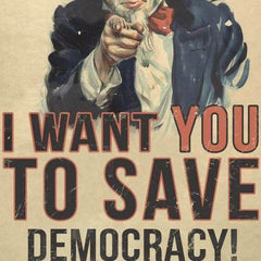 save dem0cracy