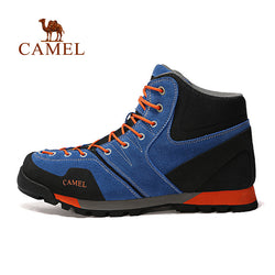 Men's hiking shoes Camel