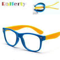Ralferty Children  Transparent Eyeglasses Frame available in 8 colors