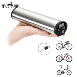 150PSI Rechargeable Bicycle Tyre Inflator with LCD Display