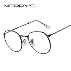 MERRY'S Retro Glasses Frames Unisex, frames available in 5 colors