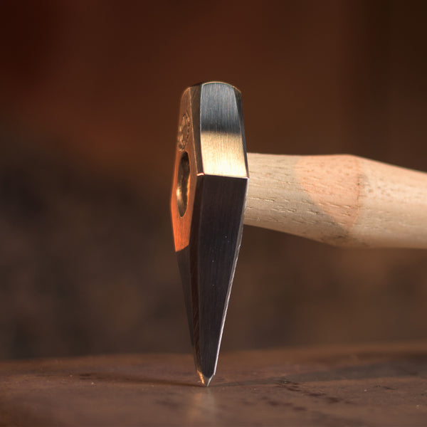 Centre Punch - Wooden Handle