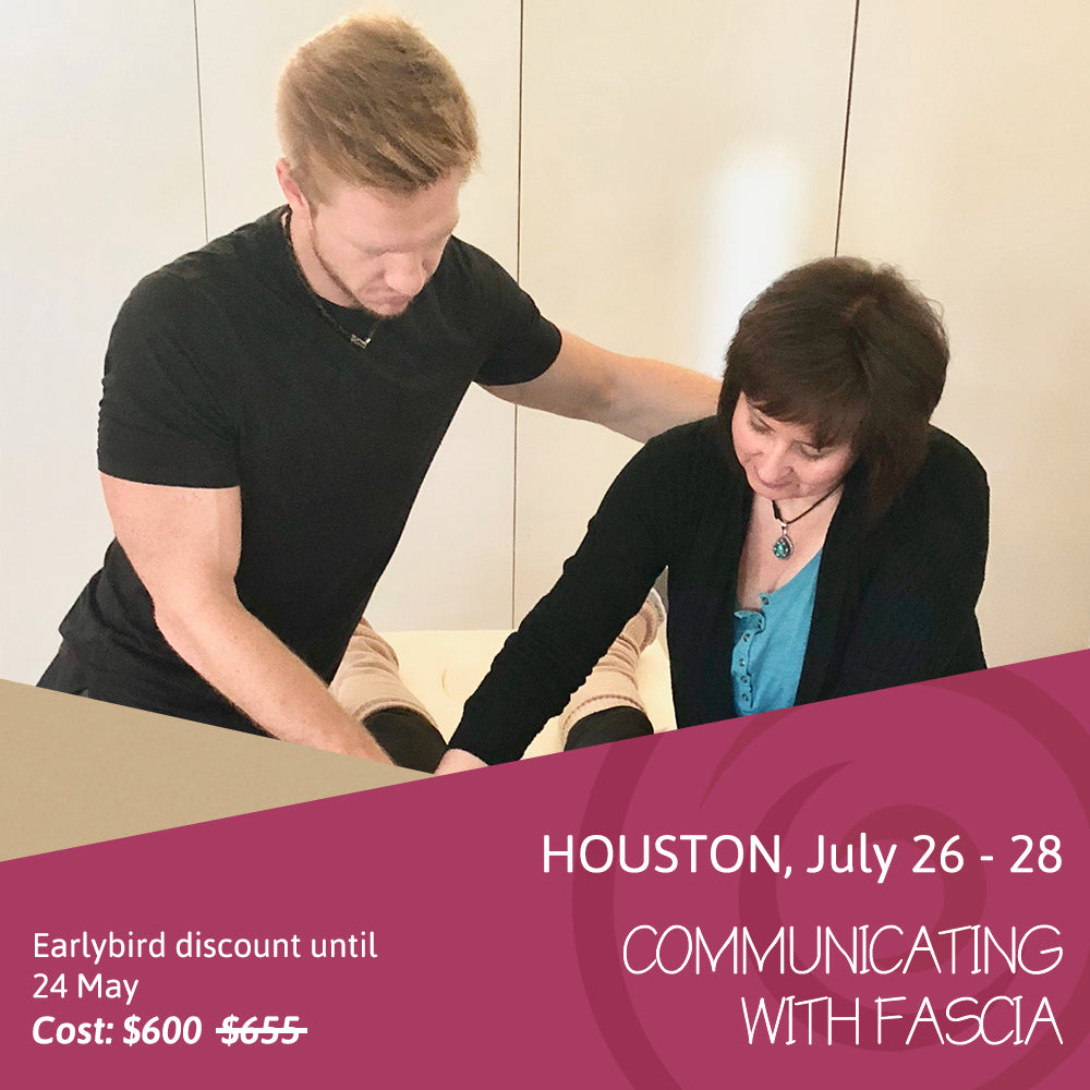 COMMUNICATING WITH FASCIA