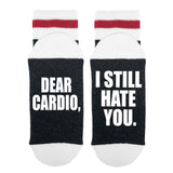 Dear Cardio, - I Still Hate You.