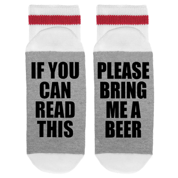 If You Can Read This - Please Bring Me Beer