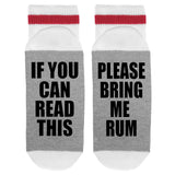 If You Can Read This - Please Bring Me Rum
