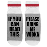 If You Can Read This - Please Bring Me Vodka