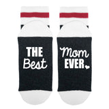 The Best Mom Ever Lumberjack Socks - Sock Dirty To Me