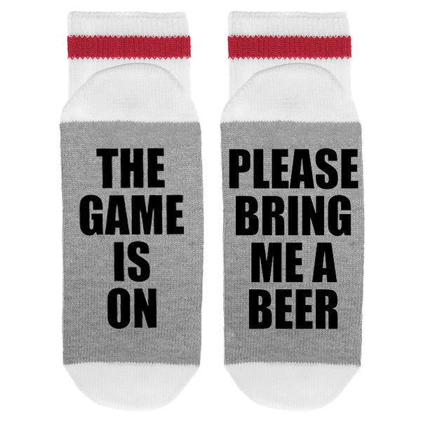 The Game Is On - Please Bring Me A Beer