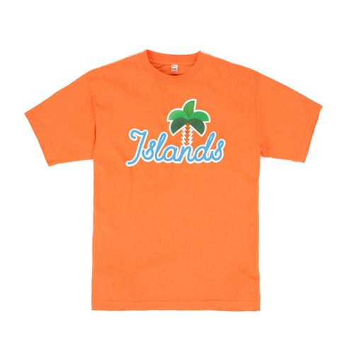 Short Sleeve T-shirt Orange
