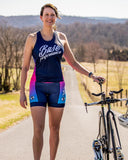 FILLNOW COACHING TRI SHORTS WOMEN