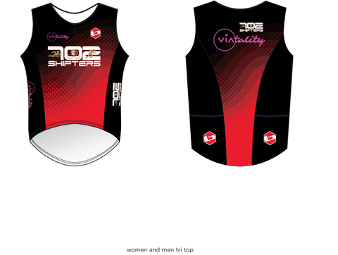 702 SHIFTERS TRI TOP-Women's