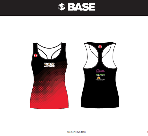 702 SHIFTERS RUN TANK-Women's
