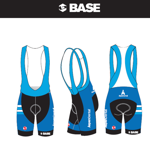 Aspen Dental Cycling Bibs-MEN'S
