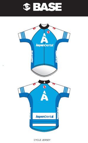 Aspen Dental Cycling Jersey-MEN'S