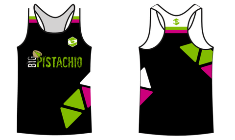 Big Pistachio Men's Run Tank