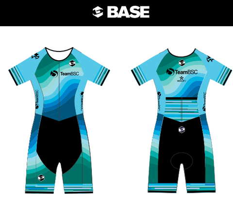 Team BSC Aero One Piece-Men's