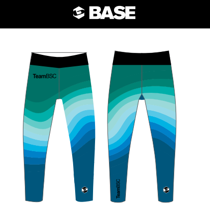 Team BSC Capri Tights