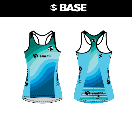 Team BSC Racerback-Women's