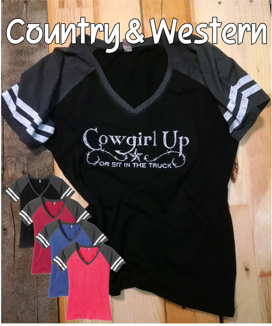 Custom printed Country and western clothing styles