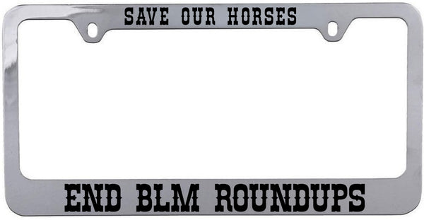 Other State Plate Frame