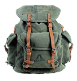 Tough as Nails Backpack, 20 Oz Rhino Canvas Construction - The Walkabout Company