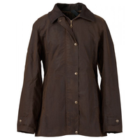 Ladies Oxford Jacket  Made in Australia Discontinued SALE STOCK CLEARANCE PRICE - The Walkabout Company