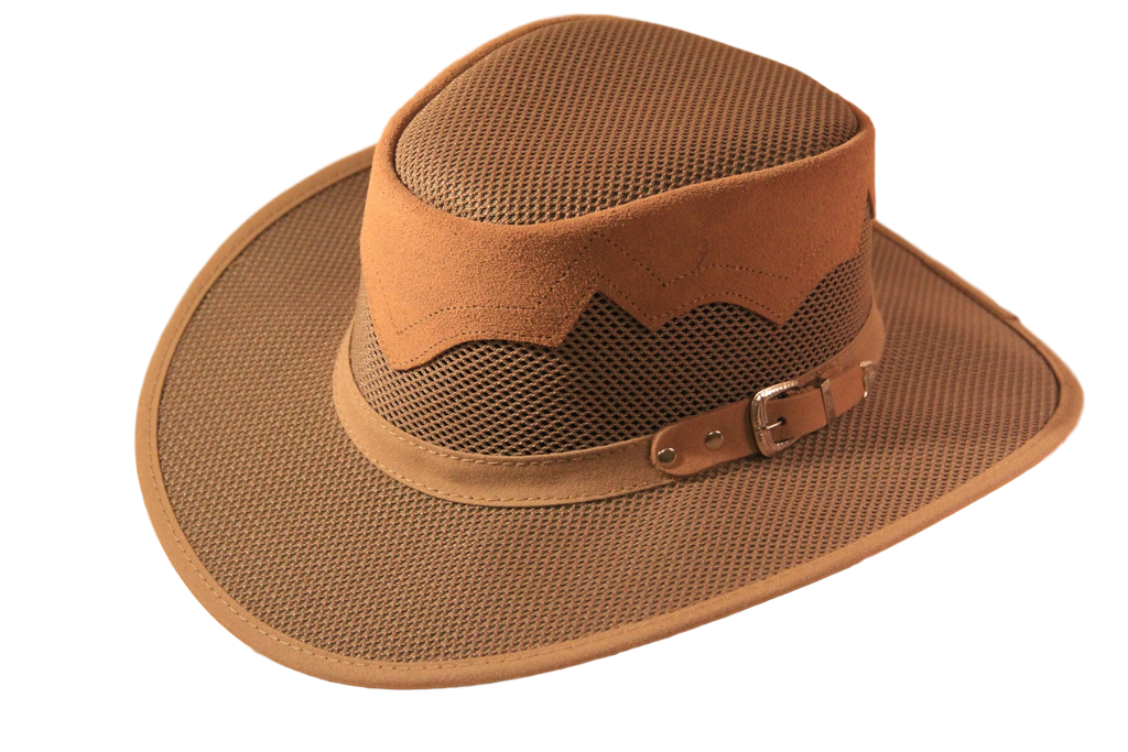 Special Edition Soakable Cool Western Mesh by Walkabout. A cool Crusher. Yahoo - The Walkabout Company