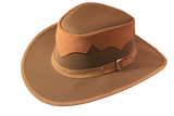 Special Edition Soakable Cool Western Mesh by Walkabout. New for 2019 - The Walkabout Company