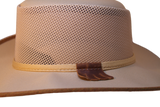 Lightweight Cool Mesh Canvas Cooler Hat Made in USA.  A Ladies & Men's Favorite - The Walkabout Company