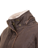 Women's Jacket Woodbury Berber lined / conceal carry comfort winter jacket - The Walkabout Company