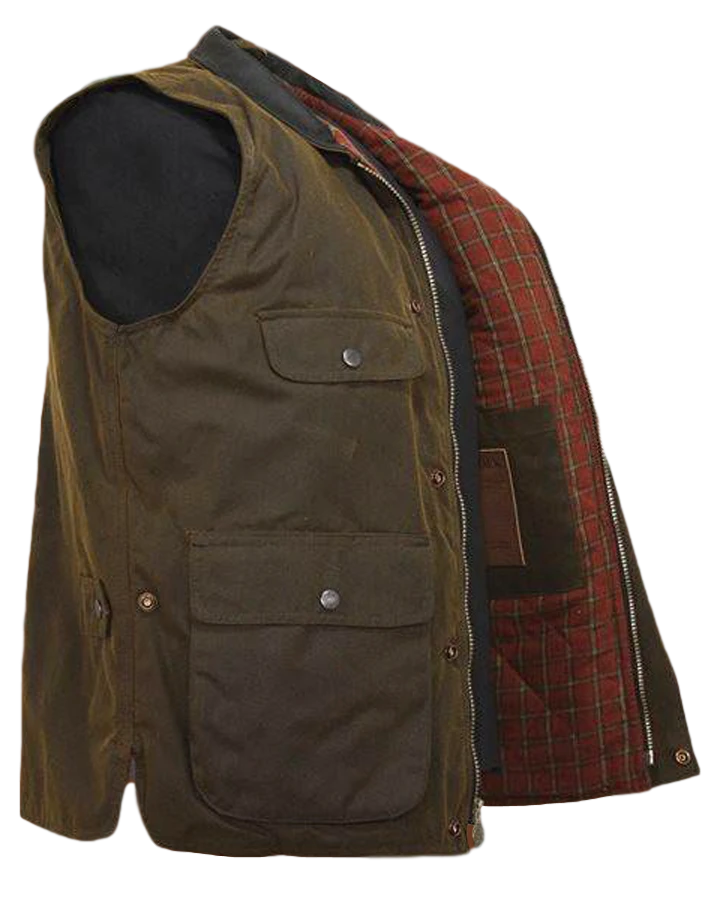 Outback Men's Overlander Vest Style 2153 - The Walkabout Company