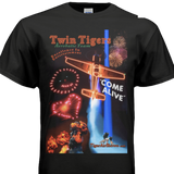 Walkabout Twin Tiger Aerobatic TEAM T Shirts - The Walkabout Company