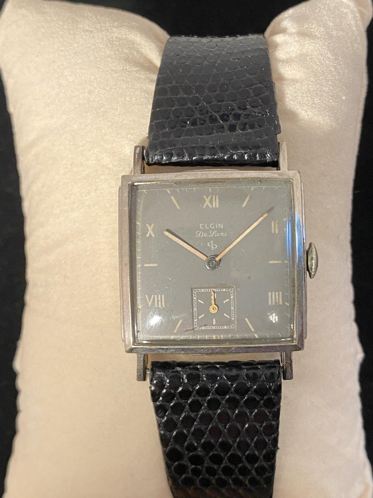 Vintage Watch Selection - ELGIN DELUXE DP - The Walkabout Company