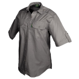 Pro Ladies Trail Short Sleeve Safari Shirt 5.5 oz Cotton - The Walkabout Company